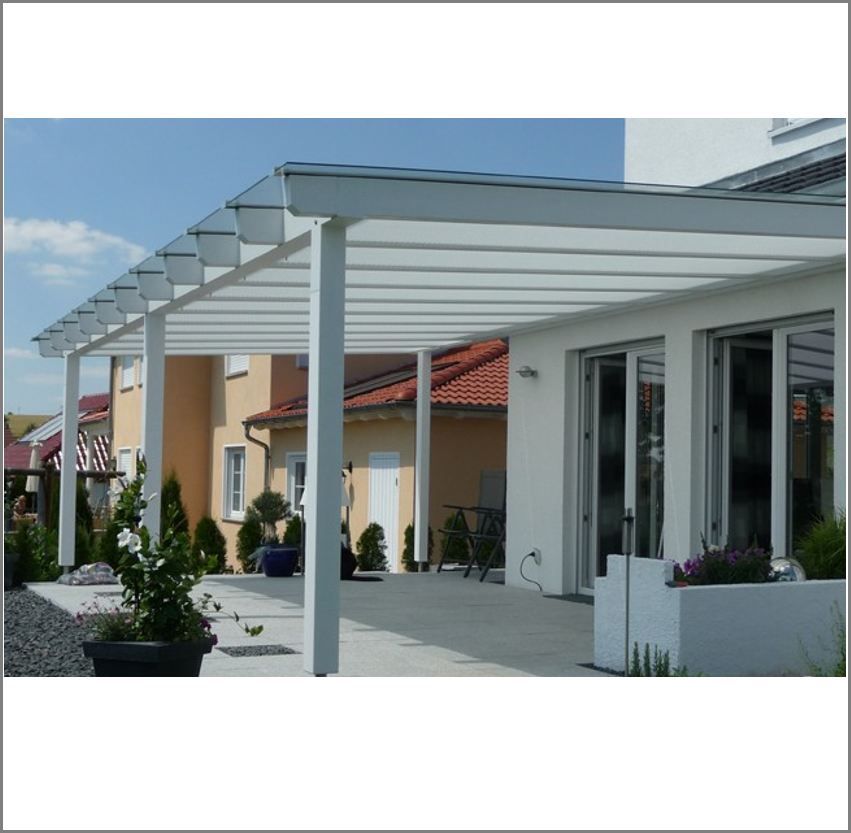 terrassen berdachung 940003 glas 24. Black Bedroom Furniture Sets. Home Design Ideas